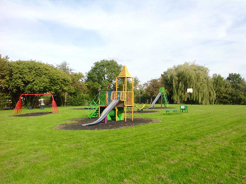 glebe play area